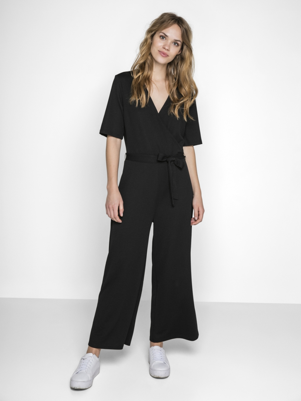PCDUNA 2/4 CROPPED JUMPSUIT